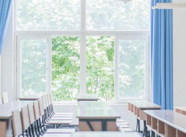 山东师范大学历山实验学校 开学尽显国际范儿